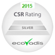 Ecovadis CSR Rating